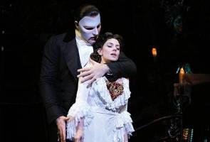 The Phantom of the Opera 'hantui' Istana Budaya