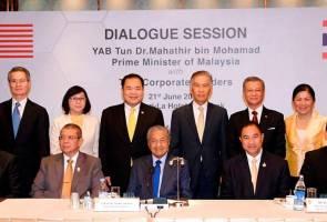 Dr Mahathir tekad tidak akan biarkan Malaysia dalam keadaan berantakan