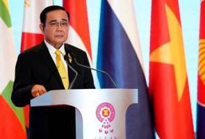 Segera muktamadkan RCEP demi perlindungan serantau - PM Thailand
