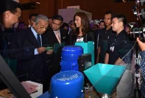 Kertas Putih oleh Petronas tingkatkan usaha ke arah capai Perjanjian Paris - Tun M