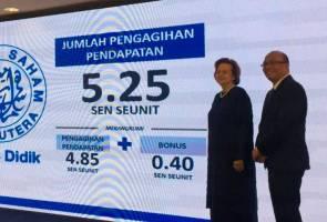 PNB umum Aset di Bawah Pengurusan pertama kali melebihi paras RM300 bilion 2