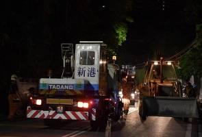 Tanah runtuh: Dua mayat ditemui setakat 12 tengah malam