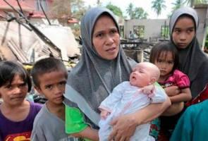 Tangisan bayi selamatkan 9 sekeluarga dalam kebakaran di Kota Bharu