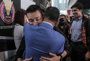Pelapis muda perlu contohi sikap komited Chong Wei - Presiden BAM