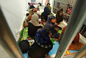 Rohingya terkandas di Satun mangsa pemerdagangan manusia