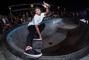 Go Skateboarding Day: Arina pernah dipenjara sebab papan selaju
