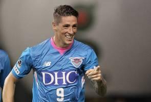 Fernando Torres umum persaraan