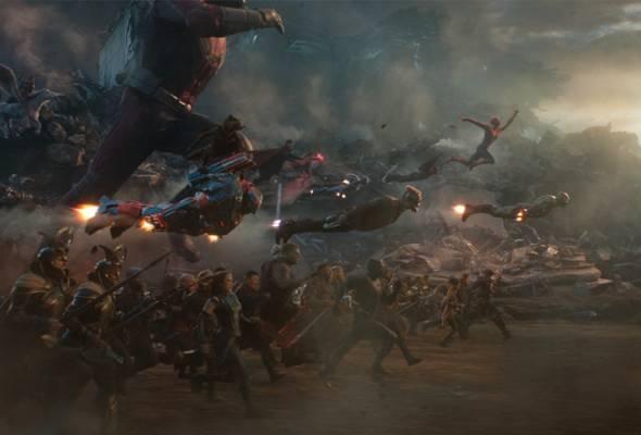 Mampukah tayangan semula Avengers: Endgame tandingi rekod kutipan filem Avatar?