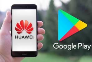 Google rayu Trump benarkan bekerjasama dengan Huawei