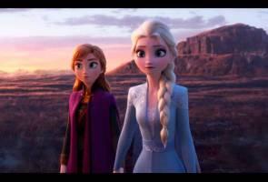 Disney lancar trailer rasmi 'Frozen 2'