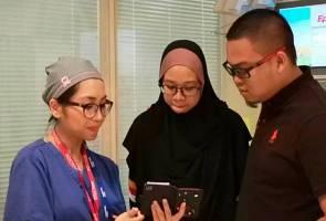 Dr Nur Amalina menjadi trend kerana budi baiknya