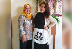 Mother-to-be Ann Osman shares her joy on starting a family