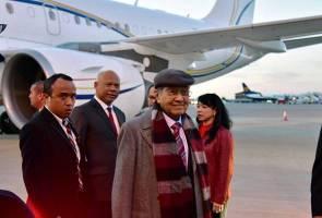 Malaysia tidak setuju tindakan India terus menekan Pakistan - Tun Mahathir