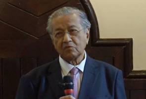 'Kahwin sesama jenis... bolehkah dapat anak?' - Tun Mahathir