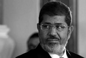Bekas presiden Mesir, Mohamed Morsi, meninggal dunia