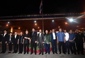 Kompleks ICQS Bukit Kayu Hitam dibuka 24 jam untuk kenderaan muatan berat