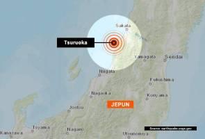 Jepun tarik balik amaran tsunami