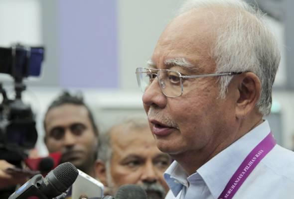 Cukup-cukuplah gaduh, pesan Najib kepada ahli UMNO