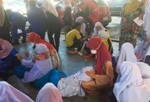 Tujuh lagi sekolah di Pasir Gudang terjejas, tapak pelupusan dan sungai dipantau