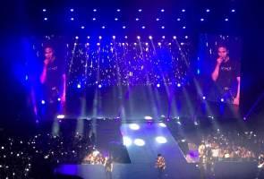 We Are Here: Monsta X gegar Stadium Malawati sempena konsert jelajah