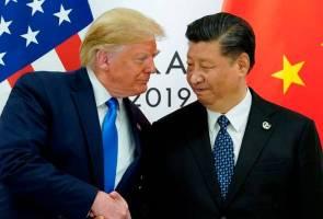 Trump kenakan tarif 10 peratus ke atas AS$300 bilion import dari China