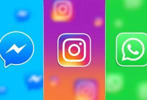 Aplikasi WhatsApp, Instagram dan Facebook terjejas 2