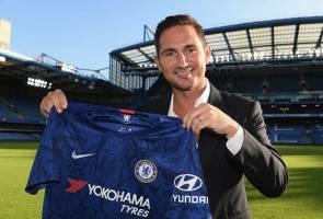 Frank Lampard kembali ke Chelsea sebagai pengurus