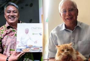 Chef Wan berang, balas sindiran Najib Razak