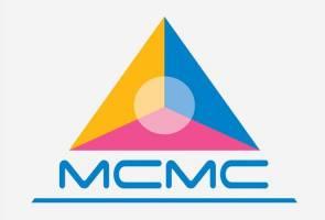 Jangan tular video, gambar jalur gemilang terbalik - MCMC