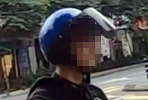 Polis seru wanita mangsa ragut berhampiran Sogo tampil bantu siasatan