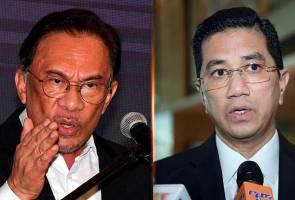 Anwar akan terus bekerjasama dengan Azmin