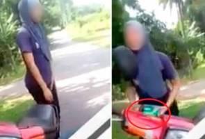 Empat remaja pijak al-Quran ditahan polis