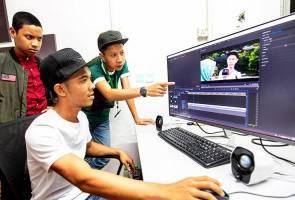 Video pendek ubah kehidupan Muhammad Syahmi