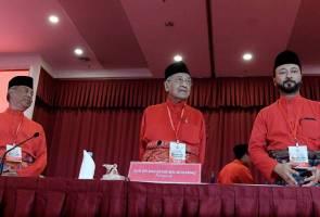 Bersatu lulus pindaan untuk tangguh pemilihan parti