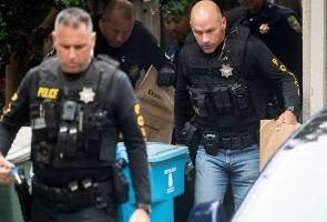 Suspek tembakan rambang 'Pesta Bawang' gesa pengikut baca buku 'white supremacist'