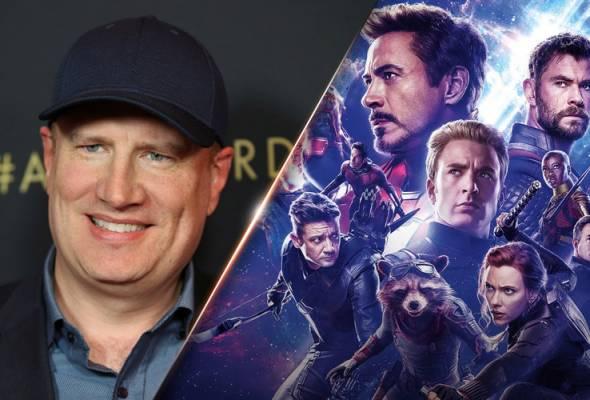 Marvel bakal tampil kejutan dalam Avengers MCU fasa 4