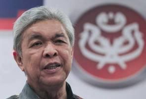 PRK Tg Piai: Zahid seru kemenangan Jeck Seng agar suara pembangkang diperkasa