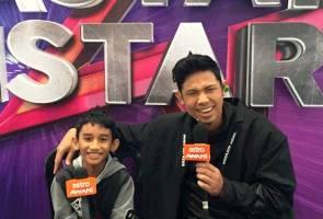 Nabil tidak keberatan jadi mentor Ceria Megastar Ministar, El 2