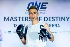 'Jordan Boy' mahu buat kejutan pada Saiful Merican dengan skil baharu