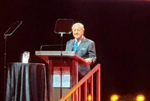DKN 2030 wujud ekosistem keusahawan holistik - Tun Mahathir