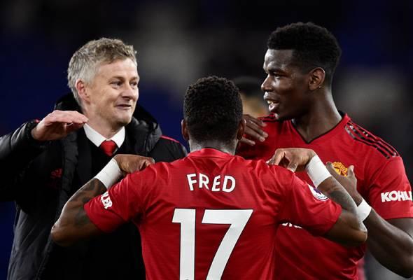 Manchester United kelab ke-34 terbaik dunia... di belakang PAOK