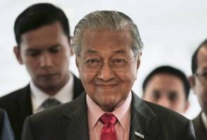 """""""Ini semua angkara politik"""" - Tun Mahathir"""