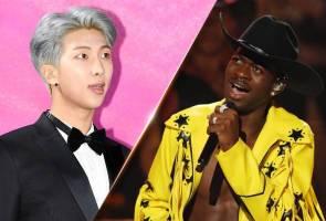 "Lil Nas X berkolaborasi bersama Rap Monster BTS dalam lagu ""Seoul Town Road"""