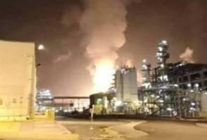 Petronas kaji setiap aspek keselamatan kompleks petrokimia Pengerang