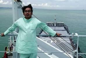 Pelajar praktikal dikhuatiri jatuh dari kapal tunda
