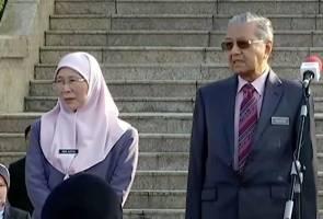 Toleransi mudahkan tugas penjawat awam - Tun Mahathir