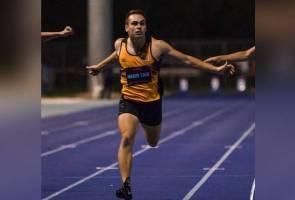 Russel dan Muhammad Aqil dilarang bertanding dalam acara 200m di Universiade