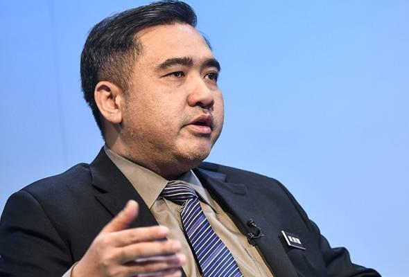Komisen pada pemandu e-hailing tidak boleh lebih 20 peratus - Anthony Loke