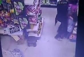 Polis buru lelaki cabul budak dalam kedai
