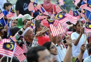 Jumlah penduduk Malaysia pada 2019 dianggarkan 32.6 juta